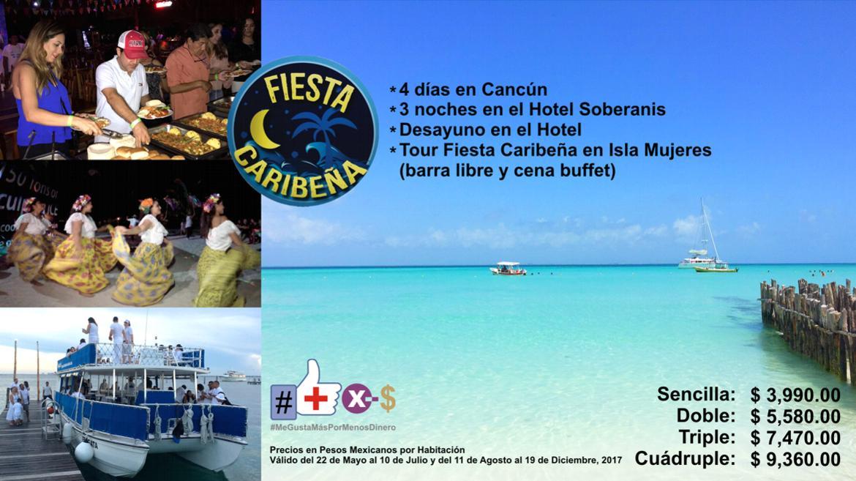 Hotel economico en la ciudad de cancun mxn dos for Hoteles para 5 personas